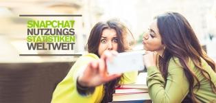 Snapchat wächst und wächst. Wir haben eine spanende Snapchat Studie zum weltweiten Nutzungsverhalten ausgewertet. Mittlerweile nutzen 100 Millionen Menschen die App täglich und mehr als sechs Milliarden Videos werden pro Tag angeschaut. Social Media Marketing via Snapchat