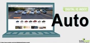 Vergleich der Automarken im digitalen Marketing [Social Media Studie 2013]