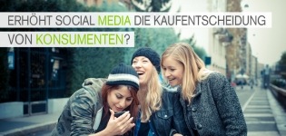 Social Commerce Studie: Erhöht Social Media die Kaufentscheidung von Konsumenten?