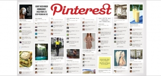 Grafik Pinterest Social Photo Sharing