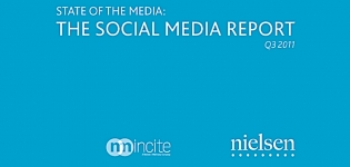 Grafik Social Media Report 2011