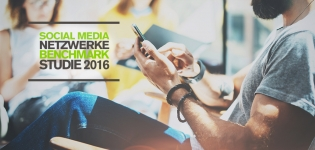 Social Media Benchmark Studie 2016 – Wie erziele ich höhere Fanwachstums- und Interaktionsraten via Social Media?