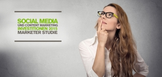 Social Media und Content Marketing Investitionen 2015 Return on Investment