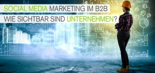 Social Media Marketing bei B2B Unternehmen.