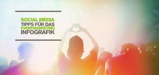 Social Media Tipps für Eventmarketing vor, während, nach Veranstaltungen