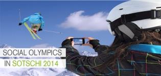 Die Olympischen Winterspiele in Sotschi 2014 und Social Media - Social Games, Guidelines und Best Practices