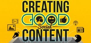 Startbild - Was man über die Erstellung von Social Media Content wissen sollte