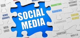Grafik Social Media Puzzle