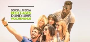 Top Facebook Posts – Die besten Beiträge zum Wochenstart und Wochenende für euer Content Marketing