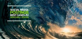 Top Facebook Posts – Perfekte Sprüche und Zitate für euer Content Marketing via Social Media
