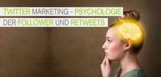 Twitter Online Marketing - Die Wissenschaft der Follower.