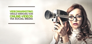 Videomarketing - Online-Videos in Facebook, YouTube Studie