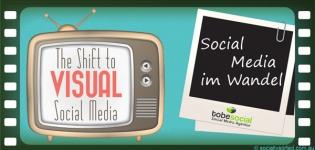 Warum Visual Social Media im Marketing immer wichtiger wird
