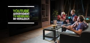 YouTube vs. TV Advertising: Nutzungsverhalten ändert sich und bietet neue Möglichkeiten im Marketing