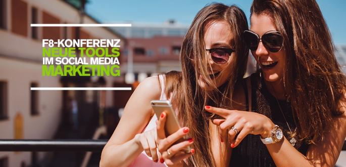 Effektives Facebook Marketing mit Facebook Gruppen auf Firmenseiten – F8-Konferenz 2017