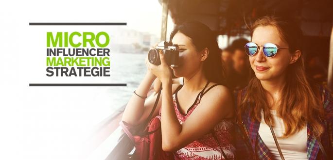 Micro Influencer Marketing Strategie - Tipps fuer Unternehmen B2C Social Media