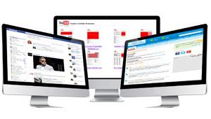 Social Media Advertising, Social Media Werbung, YouTube Werbung, Facebook Werbung