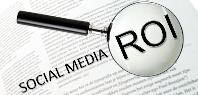 Grafik Social Media ROI