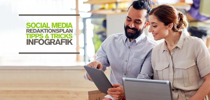 Content Marketing Agentur - Content Marketing Erfolg durch Postingpläne – 4 Argumente für das Content Marketing [Infografik]