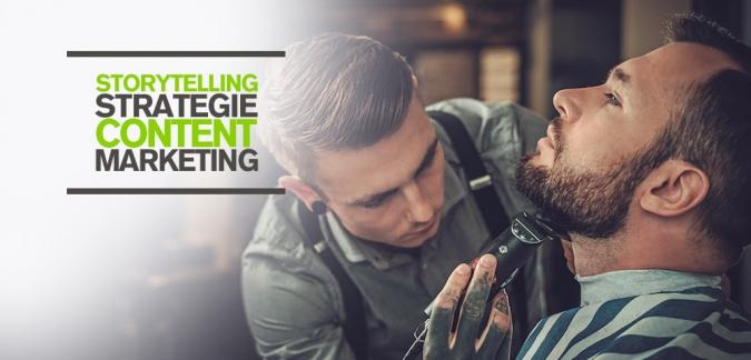 Storytelling Strategie für Content Marketing via Social Media