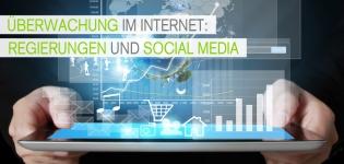 Überwachung im Internet Bundesregierung Social Media Plattformen ausspionieren