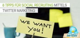 Wie gewinnt man mit Social Recruiting neue Mitarbeiter?