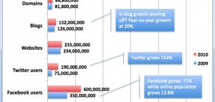 Grafik Digital Growth 2010