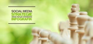 Social Media Strategie – Diese Social Media Fehler solltet ihr unbedingt vermeiden