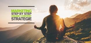 Content Marketing Strategie – Step by Step zur erfolgreichen Social Media Content Strategie – Infografik Zielgruppe Influencer Online Content