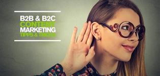 Content Marketing Agentur Social Media Tipps für B2B- und B2C-Unternehmen für 2017 inkl. Studie