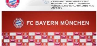 Grafik FC Bayern Muenchen