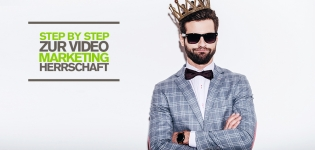 Top Content Marketing und Video Marketing via Social Media durch spannende und kreative Videos für eure B2B- oder B2C-Unternehmen. Wie wird euer Unternehmen King of Video Marketing? Social Media Blog