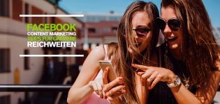 Facebook Content Marketing Tipps für größere Reichweiten auf Social Media [Infografik]