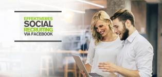 Facebook Jobs für Stellenausschreibungen: Social Recruiting via Facebook