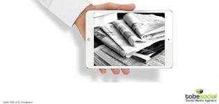 Grafik Journalismus PR Studie Veraenderung Social Media Digitale Medien