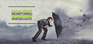 Erfolgreiches Krisenmanagement mit Social Media Monitoring – Lernt aus VWs #dieselgate! [Infografik]