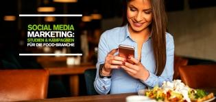 Social Media Marketing und Lebensmittelbranche: Studien und Kampagnen Food und Beverage Brands?