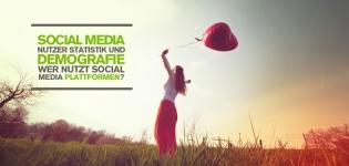 Social Media Nutzerstatistiken – Wer nutzt eigentlich welche Social Networks? [Infografik]