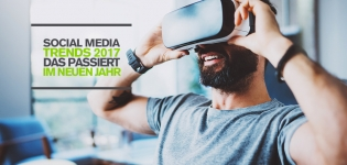 Top 4 Social Media Trends 2017 – Live Streaming, Native Advertising, Messaging, Augmented Reality