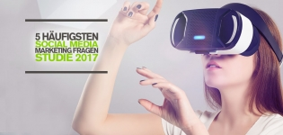 Social Media Studie 2017: Antworten auf die 5 häufigsten Social Media Marketing Fragen Facebook Marketing Twitter Marketing Youtube