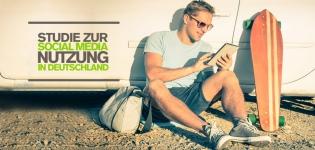 Studie zur Social Media Nutzung in 2015 – Wo und wie oft loggt sich Deutschland ein?