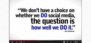 Grafik Video Social Media Revolution 2011