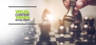 Visual Content Trends 2019 für das Social Media Marketing von Unternehmen - [Infografik]
