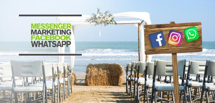Facebook Messenger, WhatsApp und Instagram die Korrelation der Zukunft - Messenger Marketing Social Media